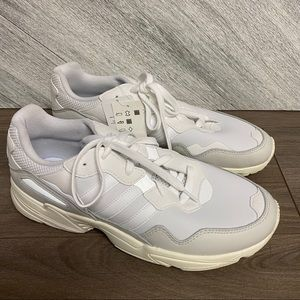 NEW Adidas | Men's Yung-96 Sneakers Cloud White 12
